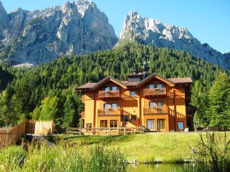 Baita Sagron Dolomiti