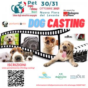 dog-casting-portamiconte-Bari